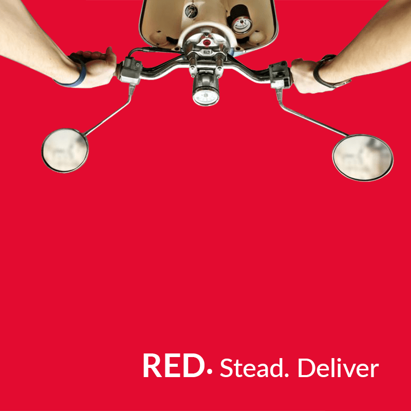 Delivery RED